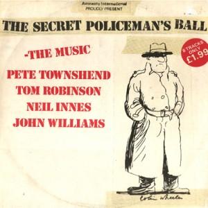 Secret Policeman's Ball: The Music LP