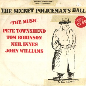 Secret Policeman's Ball: The Music LP