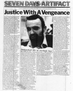 Time Out 9 or 15 April 1976