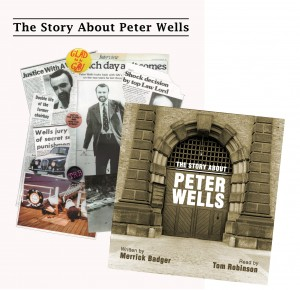The Story About Peter Wells book and CD